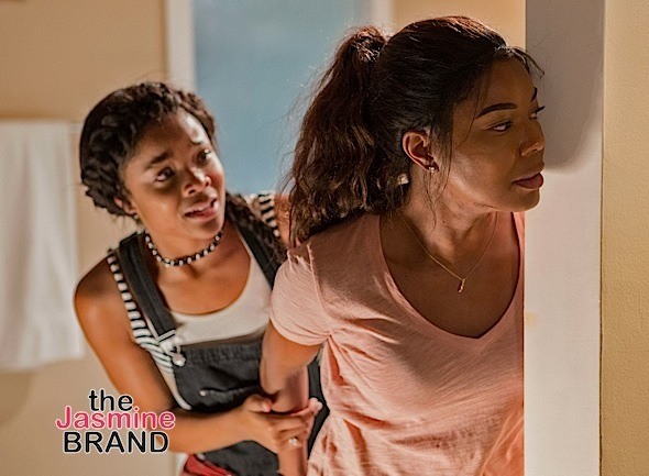 """Breaking In"" Starring Gabrielle Union In Theaters Today"