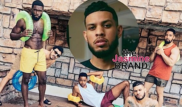 "Sarunas Jackson – The ""Insecure"" Men Aren't Gay, Stop Being Homophobic + Promises He Can Fight, ""You Don't Want To See These Hands"""
