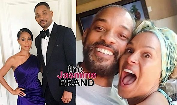 Jada Pinkett-Smith Says She & Will Smith's Ex Wife Have Been In A Nonsexual Throuple For Years: When Your Husband Is Taking Care Of Another Woman & Spending Time W/ Her, It's The Same Thing
