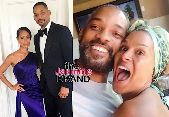 Jada Pinkett-Smith Dated Will Smith While He Was Still Married – I Should Have Fell Back