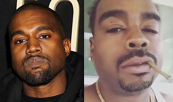 Daz Dillinger Tells Crips To Attack Kanye West [VIDEO]