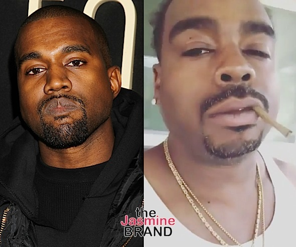 Daz Dillinger Tells Crips To Attack Kanye West [VIDEO]