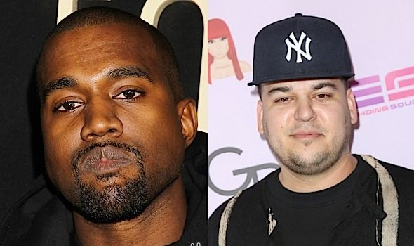 Kanye West – I Didn't Want To Be Fat Like Rob Kardashian, So I Got Liposuction + Says He Was Addicted To Painkillers & Slavery Was 'A Choice'