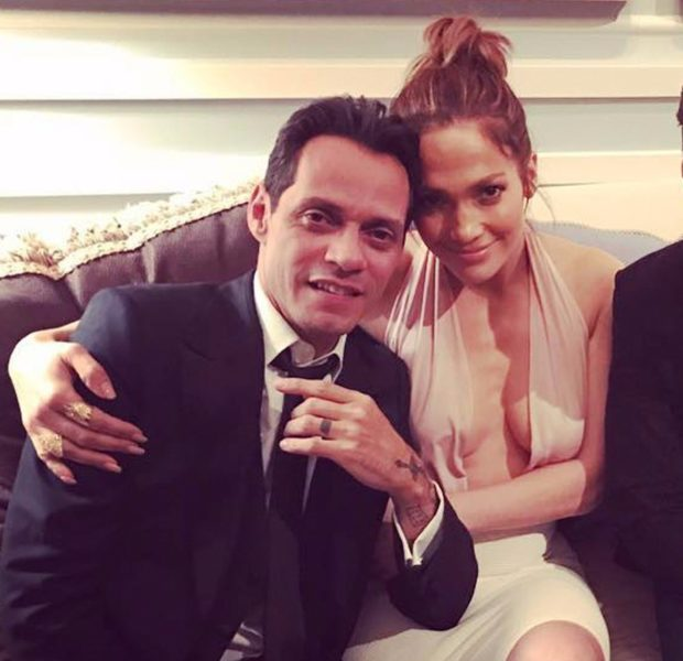 J.Lo's Ex Husband Marc Anthony Signs $160 Million Touring Deal