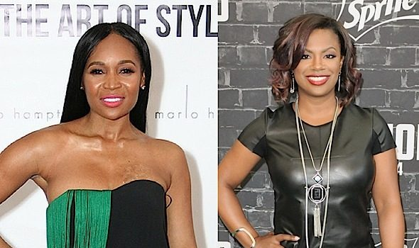 "EXCLUSIVE: Marlo Hampton – Source Blames 'Network Conflict' Over Kandi Burruss Axed Reality Show ""Haute Lanta"""