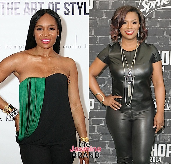 EXCLUSIVE: Kandi Burruss Executive Producing New Reality Show 'Hotlanta', Marlo Hampton Cast, Leaving RHOA