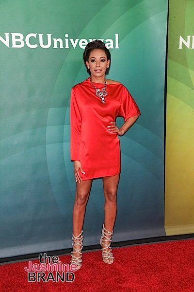 Mel B Admits To Snorting Six Lines Of Coke A Day To Cope w/ Abuse