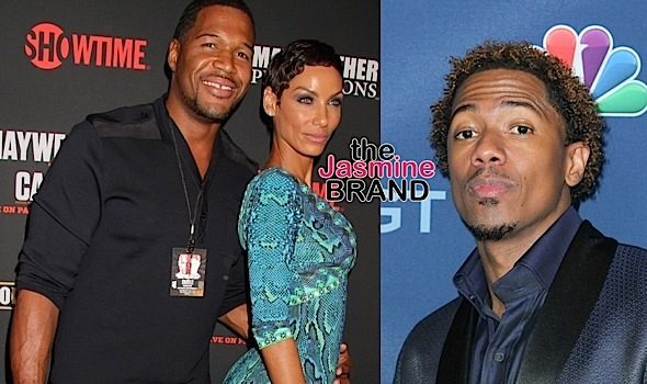 Nicole Murphy Denies Dating Nick Cannon, Says She Kept Michael Strahan's Engagement Ring – We Were Together 8 Years