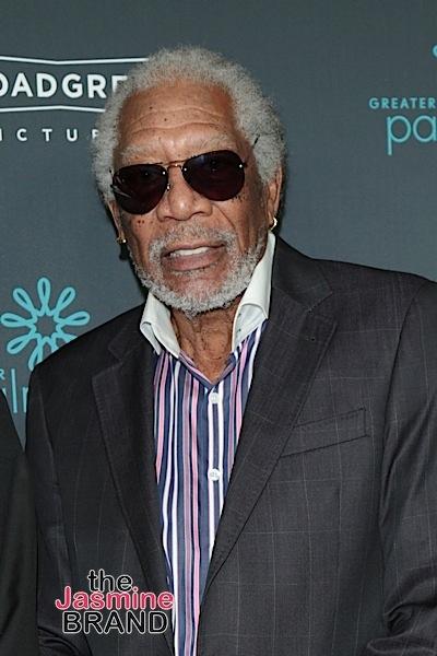 Morgan Freeman: I Did NOT Assault Any Women, I Often Joke & Compliment Them
