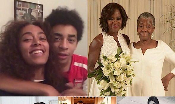 Stars Celebrate Mother's Day: Diddy, Ciara, Amber Rose, Trey Songz, Taraji P. Henson, Sanaa Lathan [Celebrity Photos]