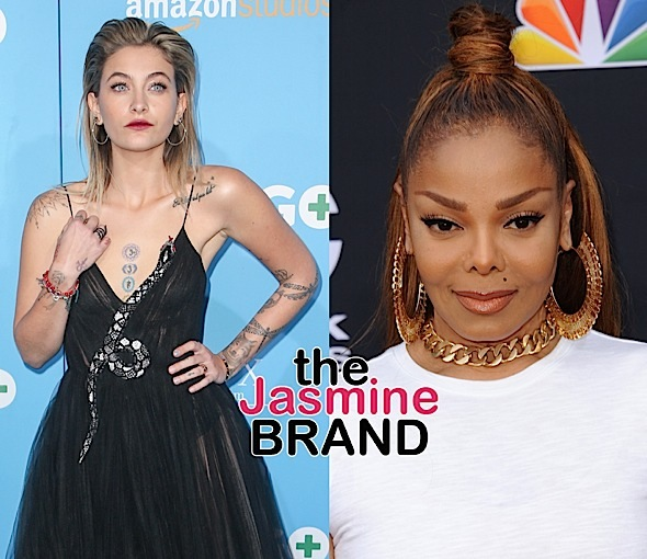 Paris Jackson Explains Missing Janet Jackson's Performance, Tells Fans To Stay Out Of Her Family's Business