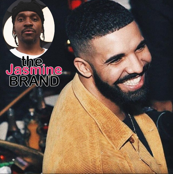 Pusha T's Photo of Drake In Blackface Removed By Social Media