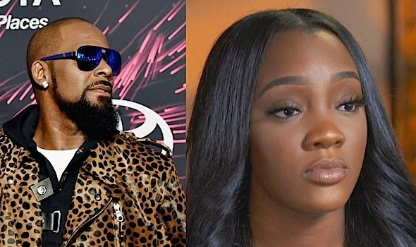 R.Kelly – Victim Says Singer Gave Her Herpes & Locked Her In A Van For 8 Hours