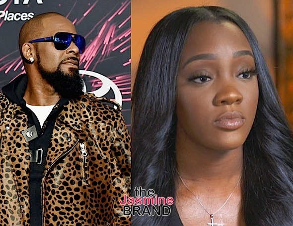 R.Kelly – Woman Who Claims Singer Gave Her Incurable STD Says She Cries Everyday