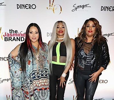 Spinderella Allegedly Upset At Limited Role On Salt-N-Pepa Reality Show