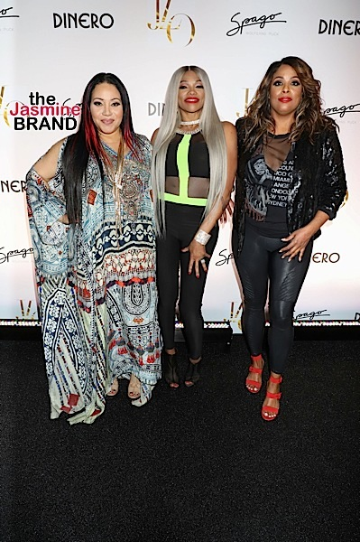 Spinderella Asks Judge For Restraining Order Against Salt-N-Pepa