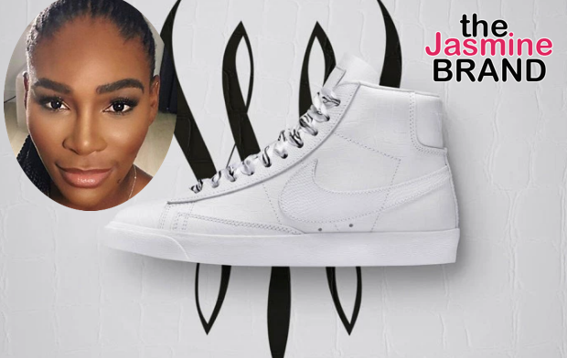 Serena Williams Gets Her Own Nike Sneaker