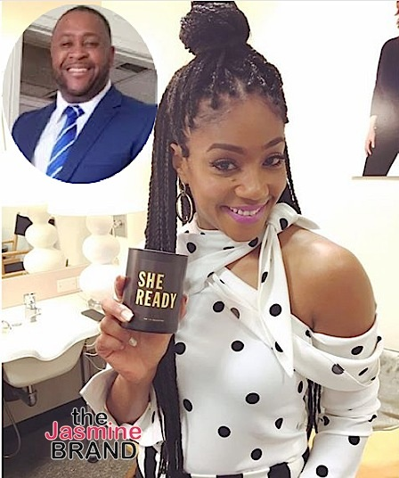 Tiffany Haddish Accused Of Physically Attacking Ex-Husband, Ex-Says He Only Choked Her During Sex