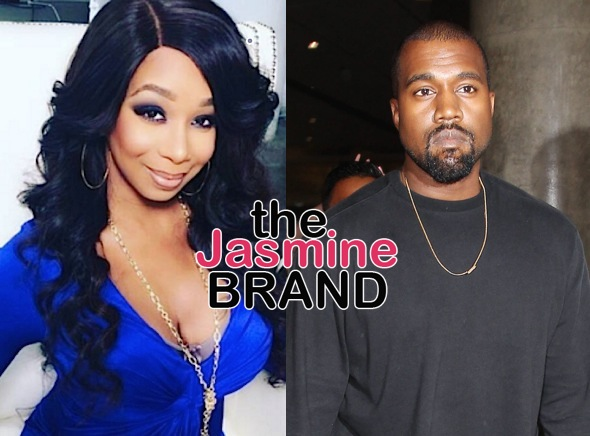 Tiffany Pollard Offers Advice to Kanye West: I Feel He Needs An Exorcism