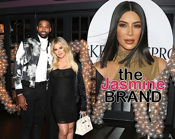 Kim Kardashian – Tristan Thompson Blocked Me, But I'm Still Rooting For Him & My Sister