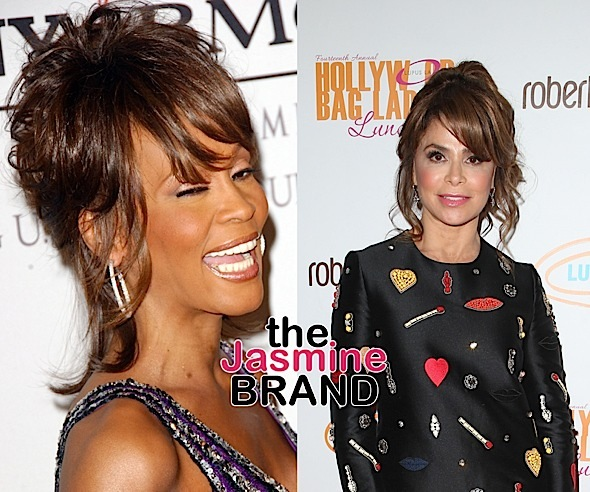 "Whitney Houston Says ""Paula Abdul Ain't Sh*t"", Slams Her Vocals [VIDEO]"