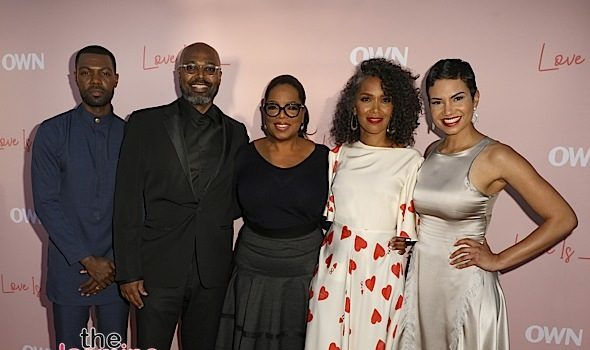 Mara Brock Akil & Salim Akil's 'Love Is _' Cast Paid Despite OWN Canceling Show