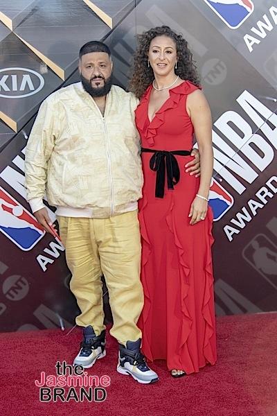 b3b57550568 NBA Awards  James Harden Takes Home MVP Award + DJ Khaled