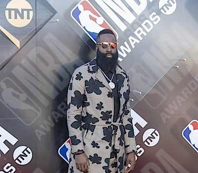 James Harden Named In Alleged Nightclub Fight, Accused Of Throwing Woman's Phone On The Roof Of The Club
