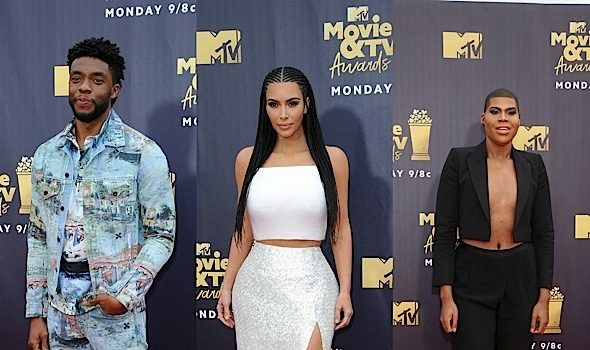 MTV Movie & TV Awards: Yara Shahidi, Kris Jenner, Halle Bailey, Chloe Bailey, Tessa Thompson, Chadwick Boseman, Kim Kardashian, EJ Johnson
