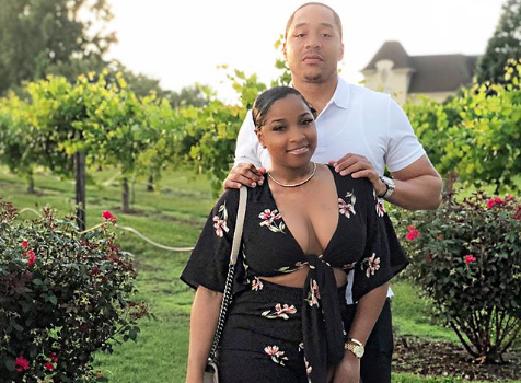 Toya Wright Shares Rare Photo of Boyfriend/Baby Daddy – He Hates Pictures!