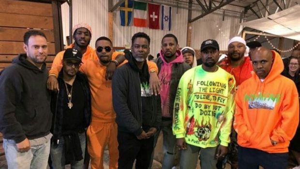 Kanye Listening Party: Nas, Jonah Hill, Teyana Taylor, Candace Owen, Lil Yachty Attend