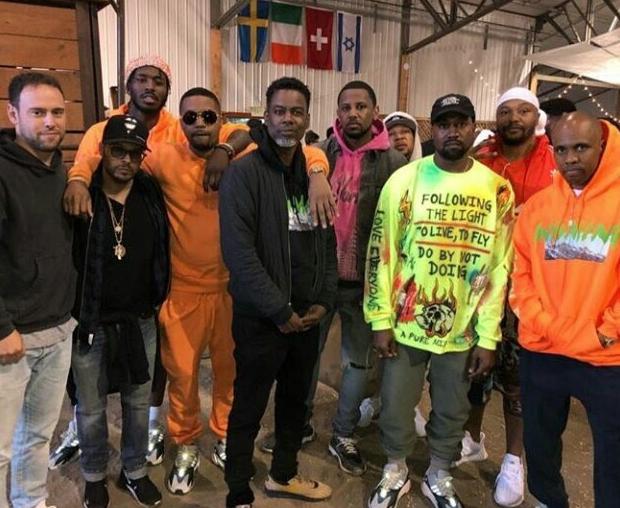Kanye Listening Party: Nas, Jonah Hill, Teyana Taylor, Candace Owen, Lil Yachty Attend