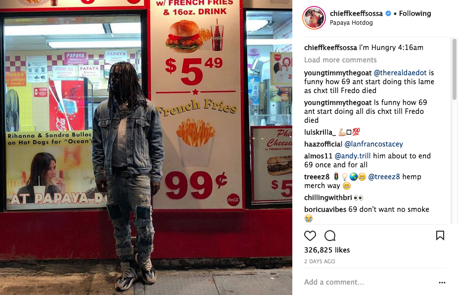 Chief Keef Shot in NYC, Rapper's Team Releases Statement