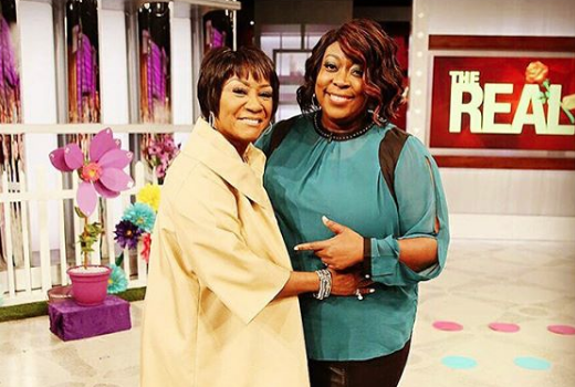 Loni Love Mistaken For Patti LaBelle By Food Network