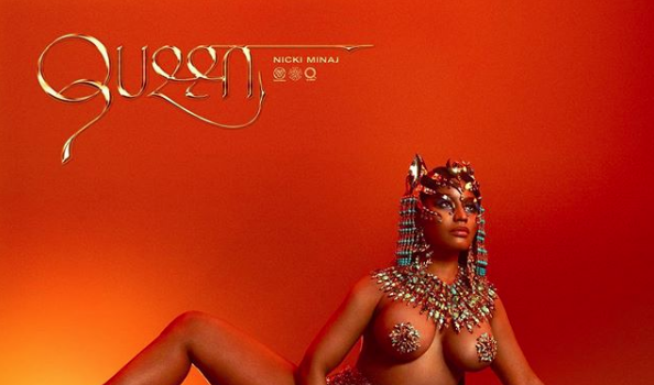 Nicki Minaj Unveils 'Queen' Album Cover