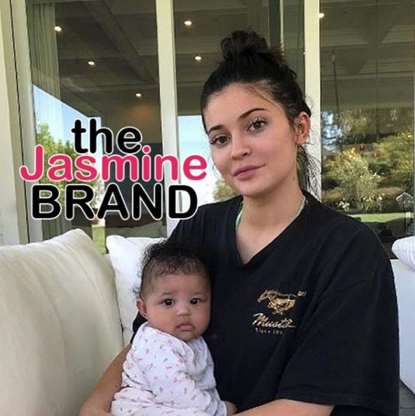 Kylie Jenner Deletes Photos of Baby Stormi – I'm Not Posting Her On Social Media!
