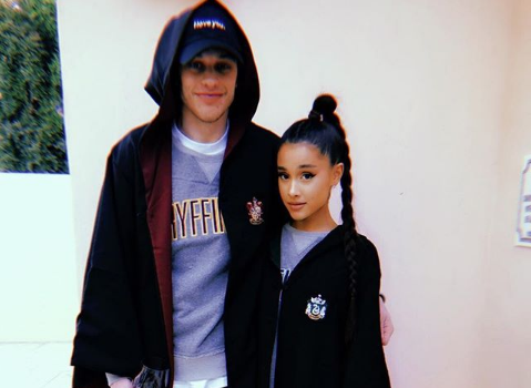 Ariana Grande & Pete Davidson Split, Call Off Engagement