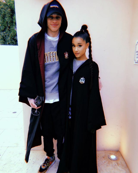 Pete Davidson Hopes To Rekindle Relationship W/ Ariana Grande