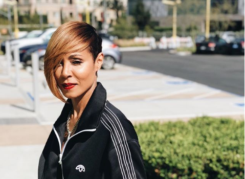 Jada Pinkett-Smith Reveals She Had A Sex Addiction