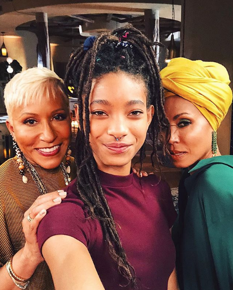 Jada Pinkett Smith's Mother Was Addicted to Heroin: I Abused Drugs For 20 Years