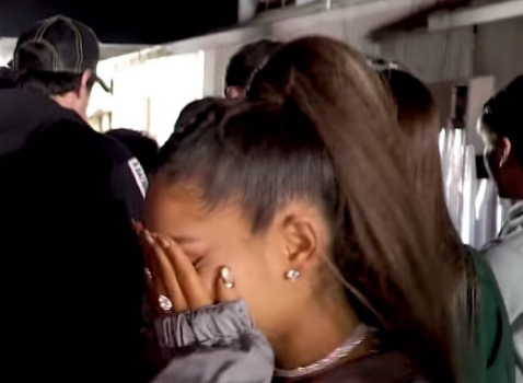 Ariana Grande's Engagement Ring Was Nearly 100k! [Photo]