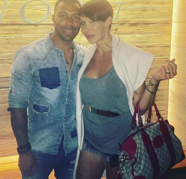 Omari Hardwick's Wife Celebrates Their Interracial Love [Photo]