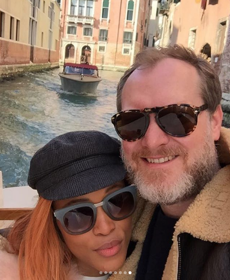 Eve Celebrates 4th Wedding Anniversary w/ Husband Maximillion Cooper
