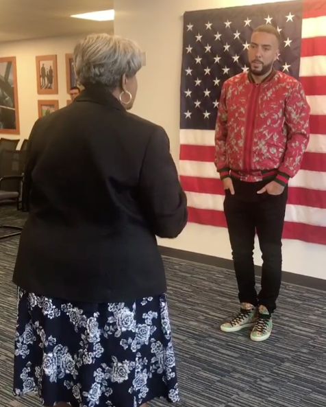 French Montana: I'm Officially a US Citizen!