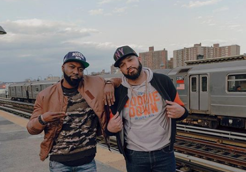 Desus & Mero Snag Showtime's 1st Late Night Talk Show