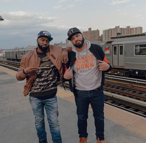 """Desus & Mero"" Leaving Viceland For New Talk Show On Showtime"