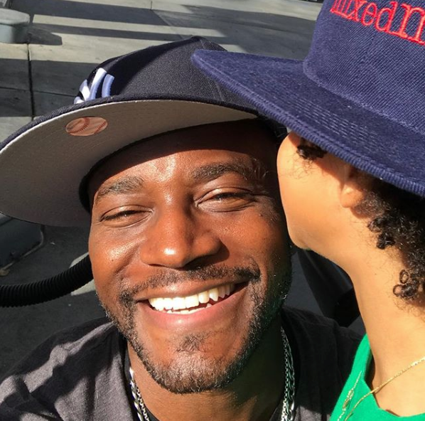 Taye Diggs' Son Doesn't Want Him To Have A Girlfriend