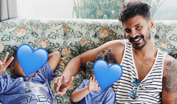 Kelis Hides Her Kids Faces On Social Media
