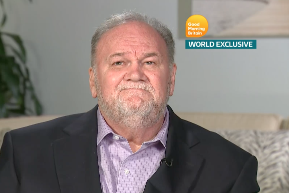Megan Markle's Dad Explains Missing Royal Wedding & Why He Faked A Paparazzi Shoot: It Was A Mistake