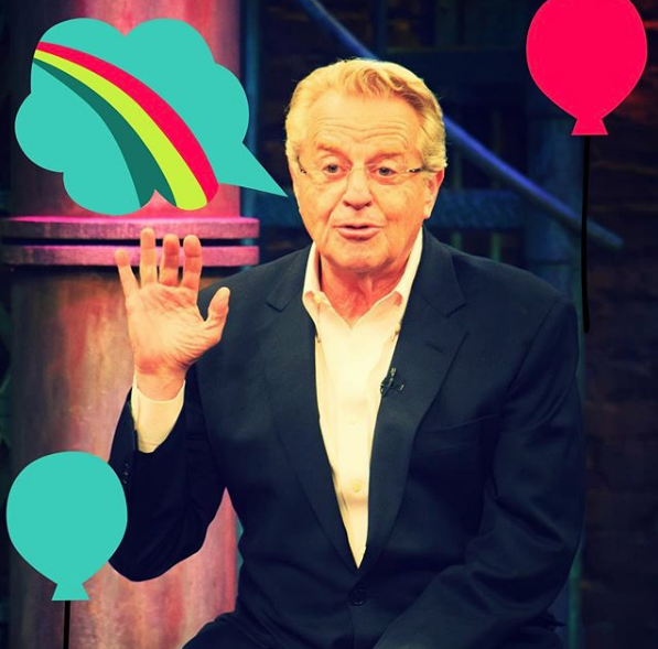 Jerry Springer Returns To TV As A Judge